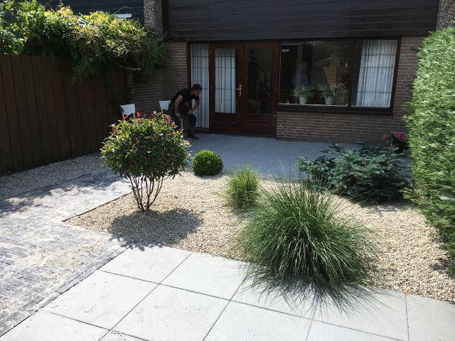 Tuinaanleg complete tuin